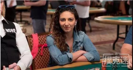 蜗牛扑克:WSOP主赛事征战到最后一刻的女牌手——Kelly Minkin