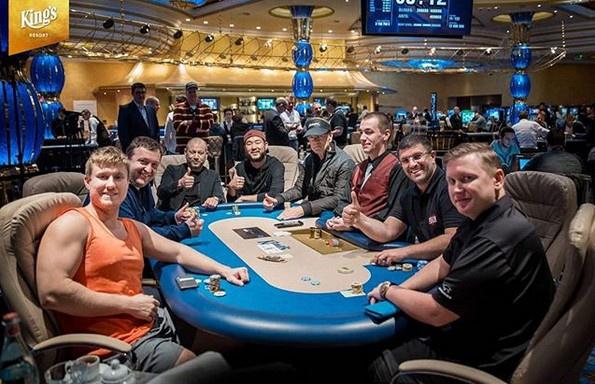 蜗牛扑克:圈内盛传Tsoukernik在帝王娱乐场举办了一场€20K/€40k高级别的私局!