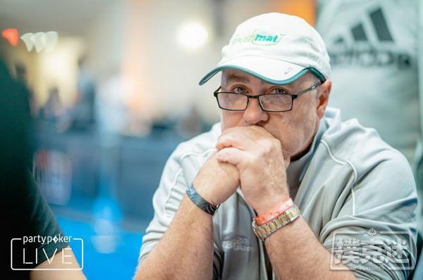 蜗牛扑克:Giuseppe Iadisernia取得partypoker加勒比海扑克盛会超级豪客赛冠军!