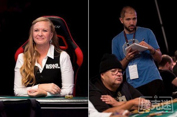 蜗牛扑克:两位扑克行业人成WSOPC新秀冠军
