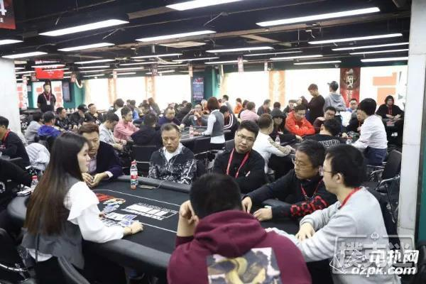 蜗牛扑克:北京杯主赛事Day1C:225人参赛李爽携51人晋级