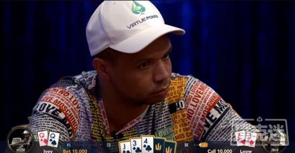【蜗牛扑克】感受下Phil Ivey神一般的读牌力!