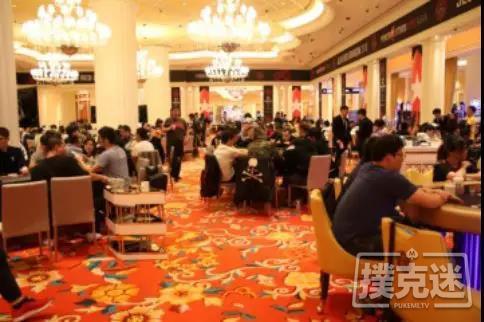 蜗牛扑克:红龙杯DAY1B组共237人参赛,中国选手王天乐领跑全场,93人晋级DAY2