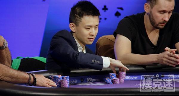 """蜗牛扑克:Ben Yu谈在2018年的个人赛事层次""""过渡""""(上篇)"""