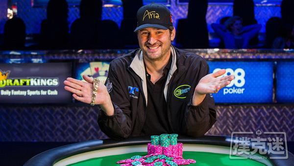 蜗牛扑克:Hellmuth在网球打赌中赚到23000美元