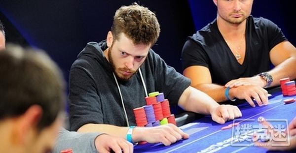 蜗牛扑克:深度采访:第二位线上成绩突破千万的Bryan