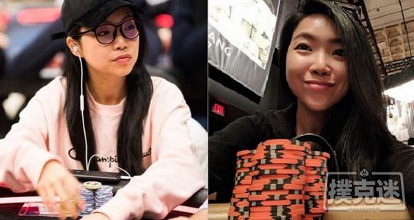 蜗牛扑克:Natalie Teh:因为厌烦上班,所以她选择成为一名牌手
