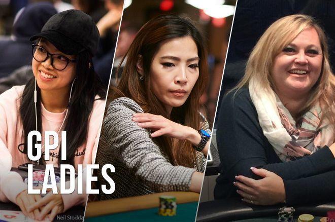 蜗牛扑克:GPI女子榜:年度榜单出现多位新面孔