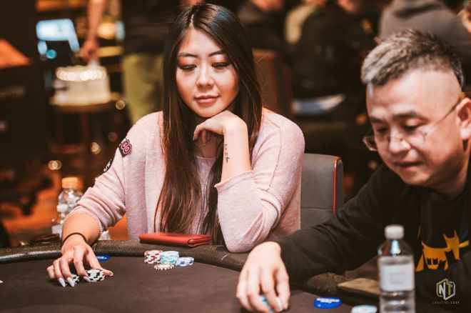 蜗牛扑克:LAPC豪客赛冠军Maria Ho:不断学习,不断进步!