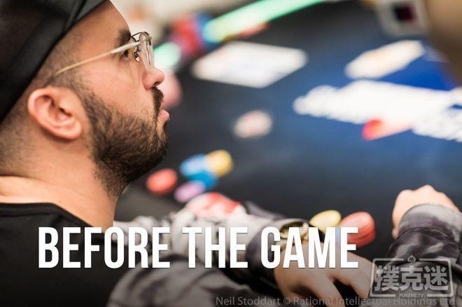蜗牛扑克:打牌前的日子:Bryn Kenney是位万智牌玩家(下)
