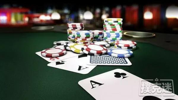 【蜗牛扑克】翻牌圈在不利位置平衡范围的例子