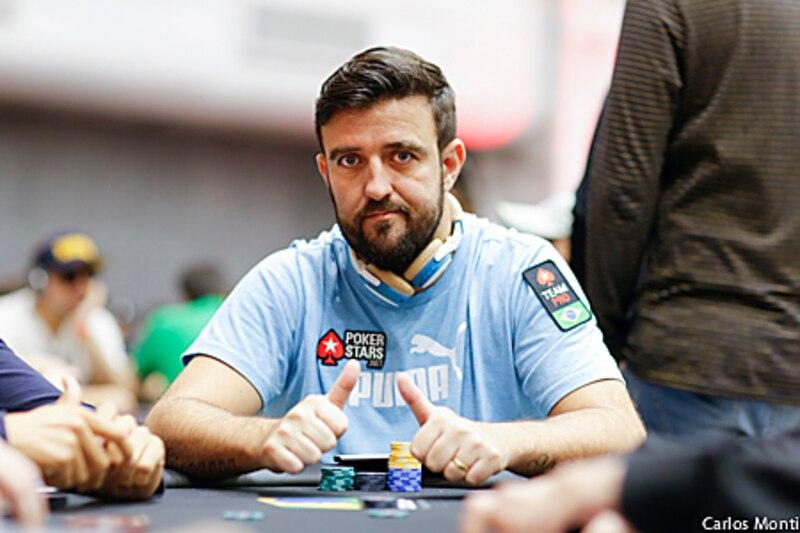 【蜗牛扑克】Andre Akkari:扑克在巴西就是一种脑力运动