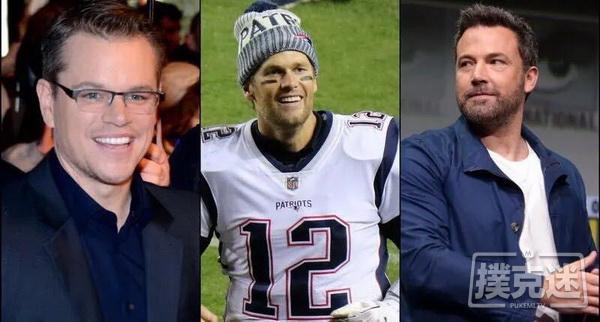 【蜗牛扑克】Ben Affleck,Tom Brady和Matt Damon将出席全明星阵容