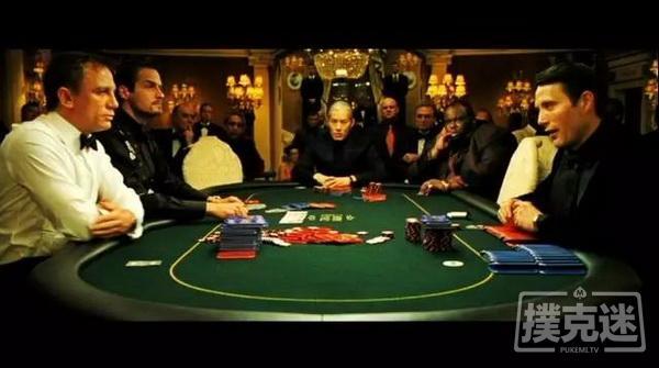 【蜗牛扑克】你是怎样在下注中泄露手牌的?