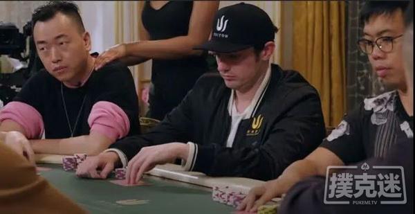 蜗牛扑克:Tom Dwan觉得德州扑克无聊决然离席传奇常规局