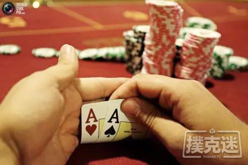 【蜗牛扑克】击败压迫打法:如何用大牌平跟获得最高利润